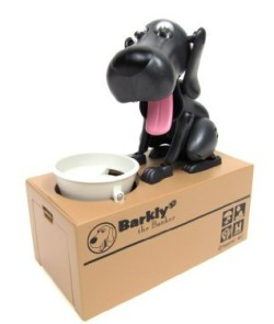 Barkly-the-Banker-Black-Dog-Puppy-Piggy-Bank-Toy-Coin-Munching-Battery-Operated-0