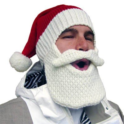 If you love pet knitting patterns, then this Santa Doggie Hat and Beard is sure to tickle your fancy. This dog costume pattern will teach you how to make an adorable doggie Santa hat and beard for your canine friend. This free knitting pattern is available in multiple sizes, so you should be able to.