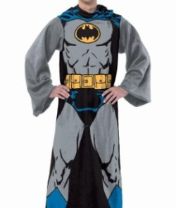 DC-Comic-Batman-Batman-in-Black-48-Inch-by-71-Inch-Adult-Comfy-Throw-with-Sleeves-by-The-Northwest-Company-0