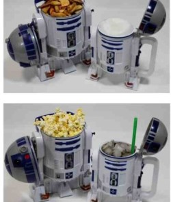 Disney-Star-Wars-R2-D2-Plastic-Popcorn-Bucket-Drink-Stein-Set-Disney-Parks-Exclusive-Limited-Availability-R2D2-0