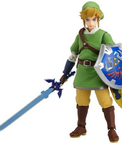Good-Smile-The-Legend-of-Zelda-Skyward-Sword-Link-Figma-Action-Figure-0