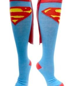 Superhero-Adult-Knee-High-Cape-Sock-0