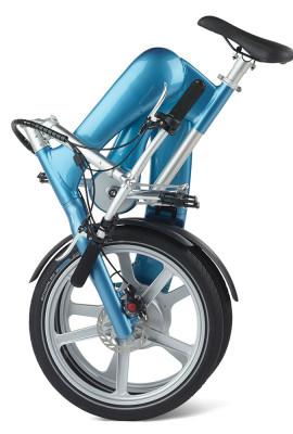 Self charging electric bike