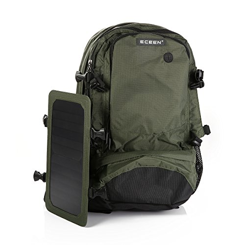Solar Backpack Charger Retrohelix Estore
